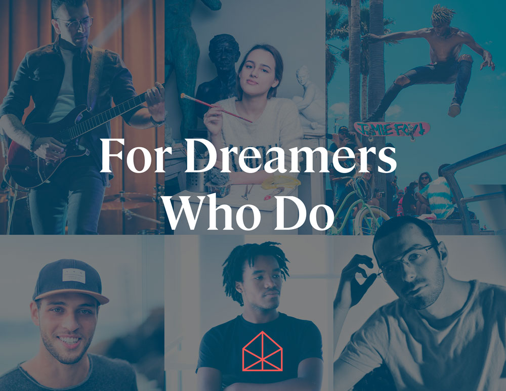 For Dreamers Who Do